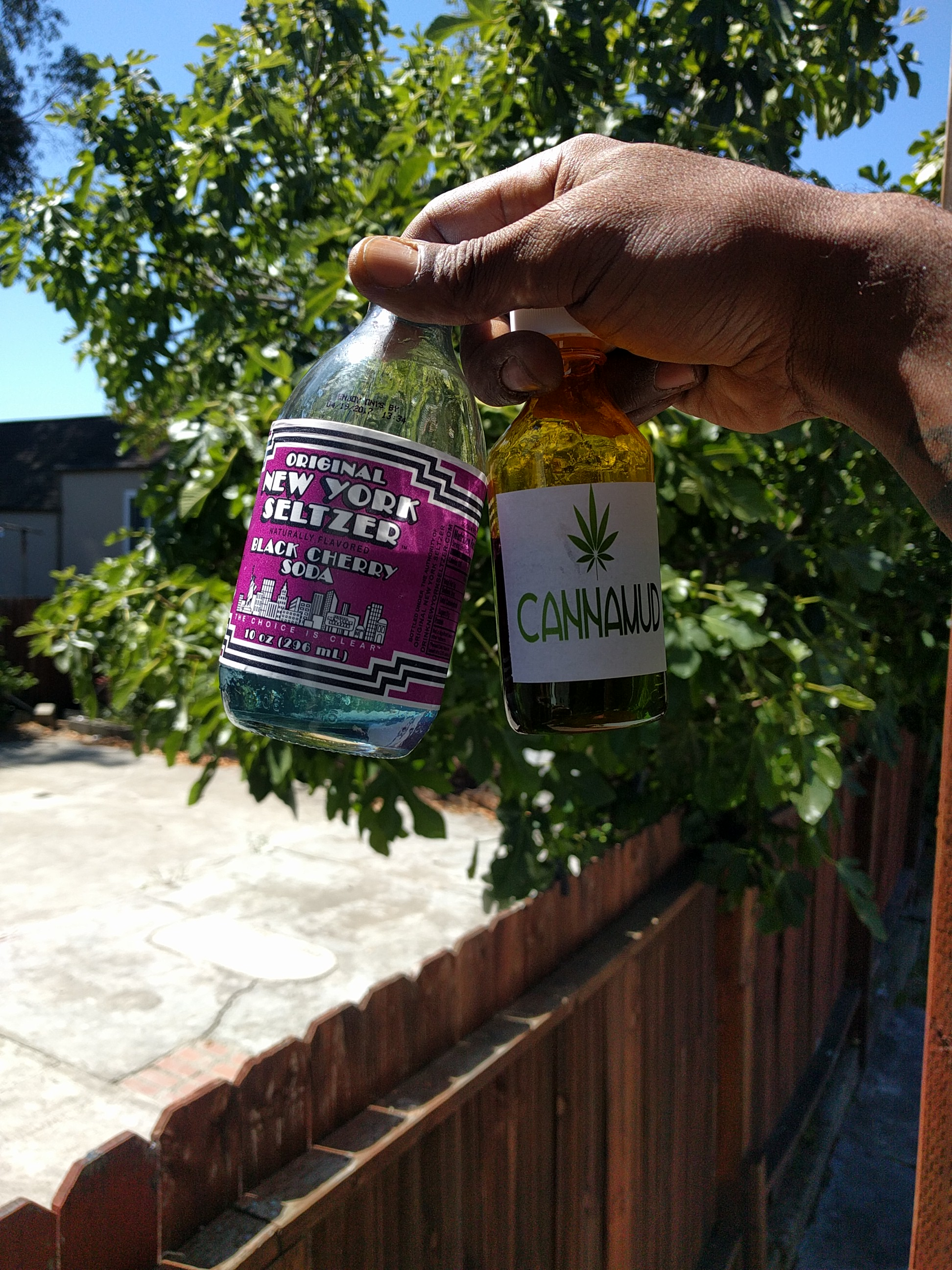 #cannamud the syrup 150